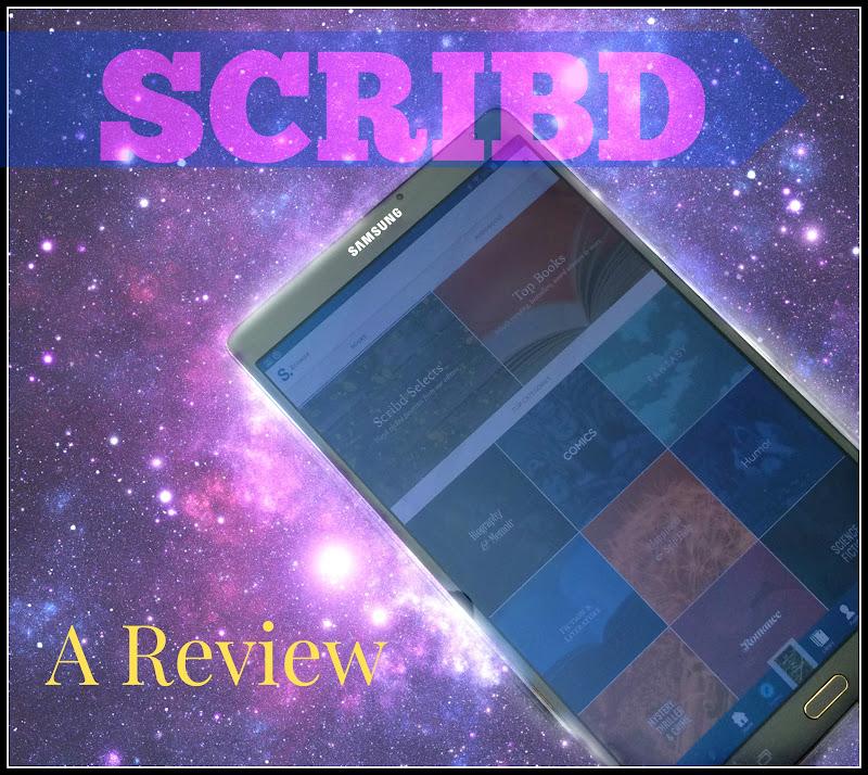 Scribd app