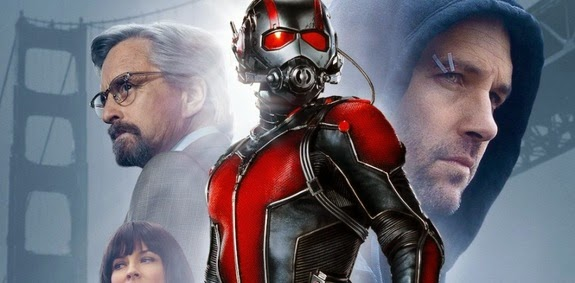ANT-MAN NEW POSTER