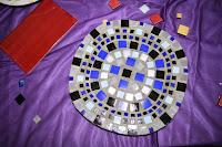 Composizione con il mosaico
