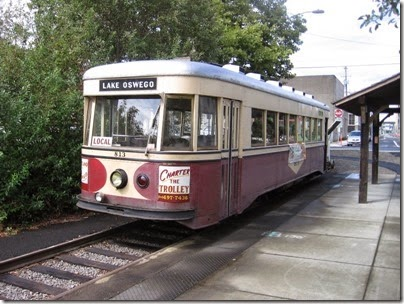 IMG_3150 Willamette Shore Trolley in Portland, Oregon on August 31, 2008