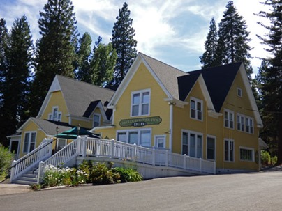McCloud River Inn -- Bed and Breakfast