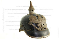 Pickelhaube model 1915