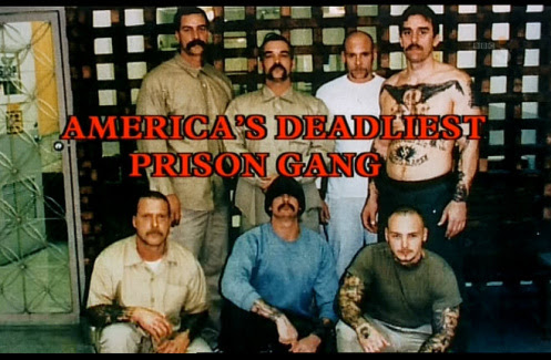 Bractwo Aryjskie / American Gangs Aryan Brotherhood of Texas (2009) PL.TVRip.XviD / Lektor PL