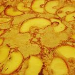 apple pancake at Pancakes! Amsterdam in Amsterdam, Noord Holland, Netherlands