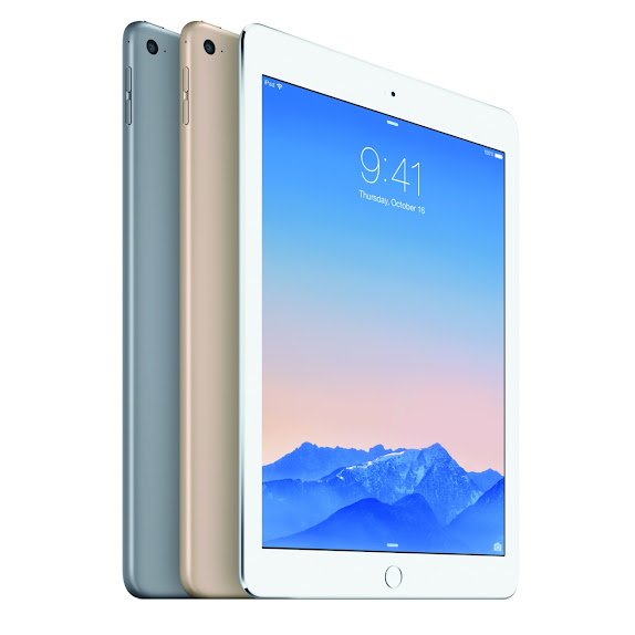 Apple iPad mini 3 - Spesifikasi Lengkap dan Harga