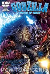 Actualización 20/07/2015: Todo llega a su fin, y esta serie tambien. Traducido por Zur y maquetado por Kisachi, nos traen el ultimo numero de Godzilla - Rulers of Earth #25.
