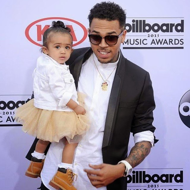 Model Nia Guzman Says Chris Brown Doesn't Spend A Dime On His Baby Royalty!