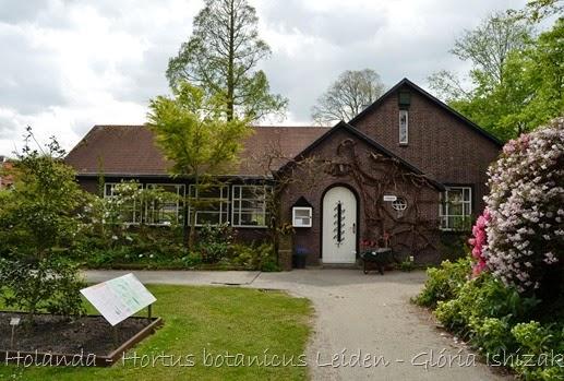 Glória Ishizaka - Hortus Botanicus Leiden - 14
