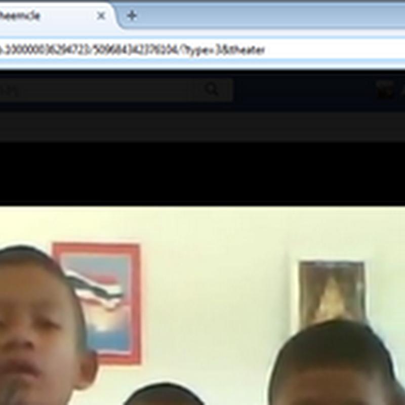 การบันทึกวีดีโอในเฟสบุ๊ค โดยไม่ง้อโปรแกรม