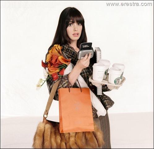 Anne Hathaway15.