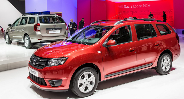 New Dacia Logan MCV Ditches Third Row Seating and Becomes Mainstream