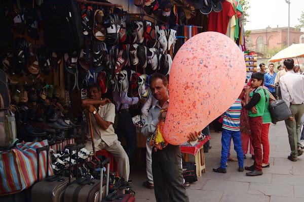 индия воздушный шарик