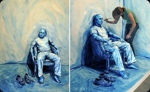Artist Paints A Pretty Picture1
