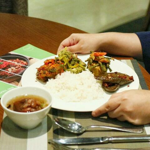 Masakan Nusantara Indonesia Masakan Indonesia Terdiri