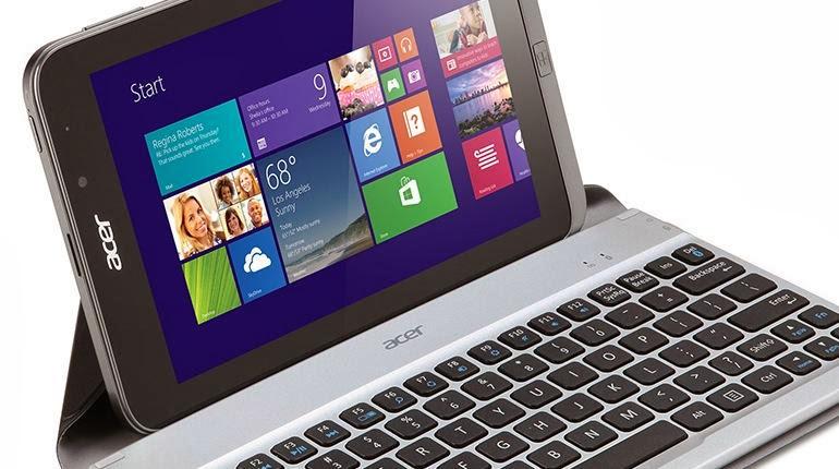 Acer Iconia W4 - Spesifikasi Lengkap dan Harga - Tablet Windows 8
