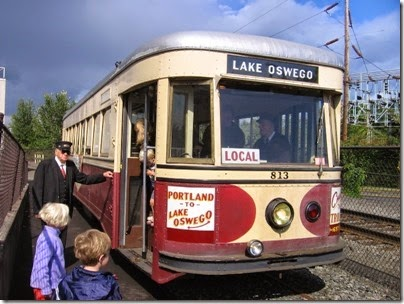 IMG_3174 Willamette Shore Trolley in Lake Oswego, Oregon on August 31, 2008