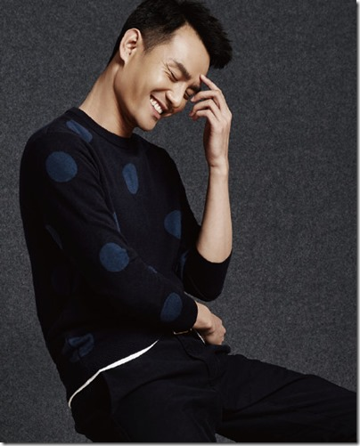 Wang Kai X GQ 王凱 X 智族 2015 Nov Issue 06