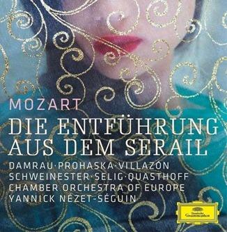 CD REVIEW: Wolfgang Amadeus Mozart - DIE ENTFÜHRUNG AUS DEM SERAIL (Deutsche Grammophon 479 4064)