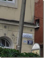 Pomorska, Alte Synagoge, Jüdisches Viertel Kaszimierz 009