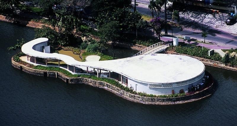Casa do Baile - Oscar Niemeyer, Belo Horizonte