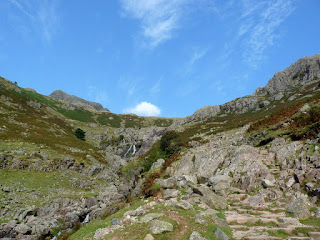 Harrison Stickle and Stickle Ghyll