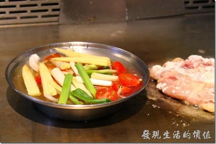 台南-椰如鐵板燒創意料理16