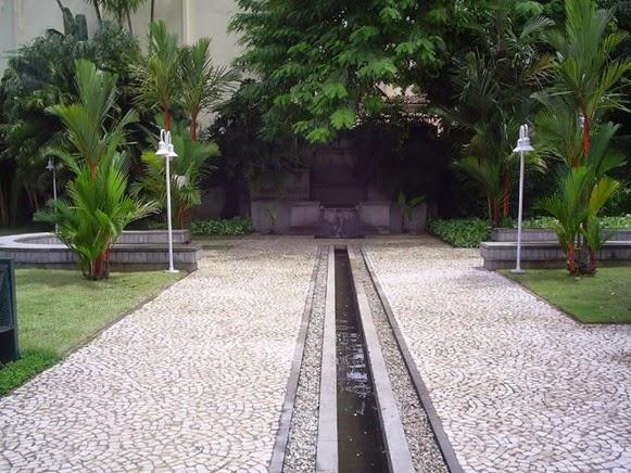 Fontana della Praça das Aguas - Belém do Parà