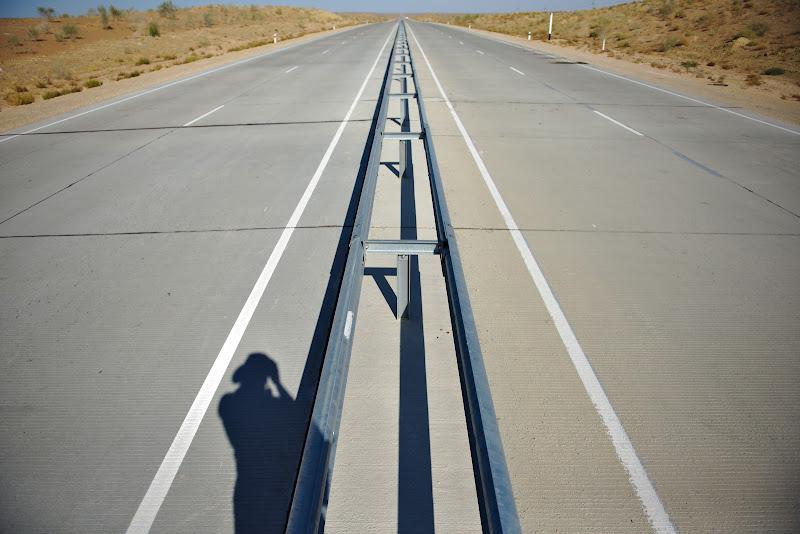 Drum intins pe urmatorii 80 de kilometri.