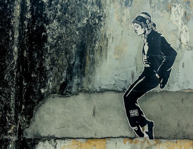 Kathakali Michael Jackson at Biennale, Kochi