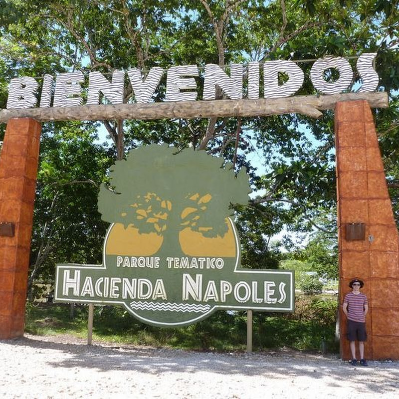 Hacienda Nápoles: The Home of a Former Drug Lord, Now a Theme Park