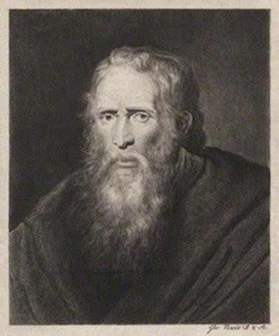 NPG D5468; Thomas Parr