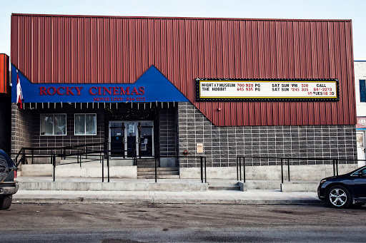 Rocky Cinemas, 4827 50 St, Rocky Mountain House, AB T4T 1C2, Canada, Movie Theater, state Alberta