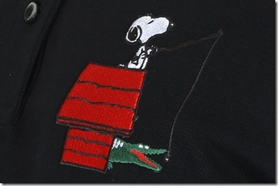 LACOST X PEANUTS 2015 - Polo Women Euro 125(incl. tax) via Colette 02