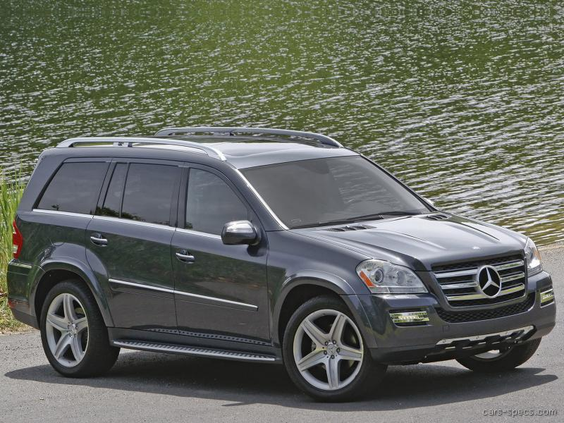 2010 mercedes benz gl class suv specifications pictures for Mercedes benz 2010 suv