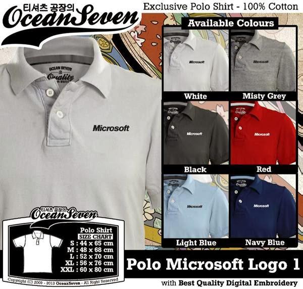 POLO Microsoft Logo 1 IT & Social Media distro ocean seven