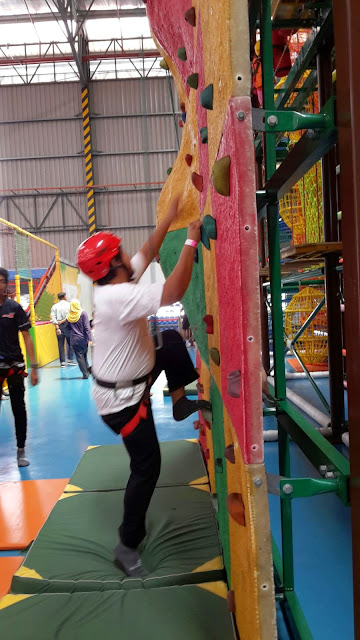 EnerZ Indoor Extreme Park @USJ
