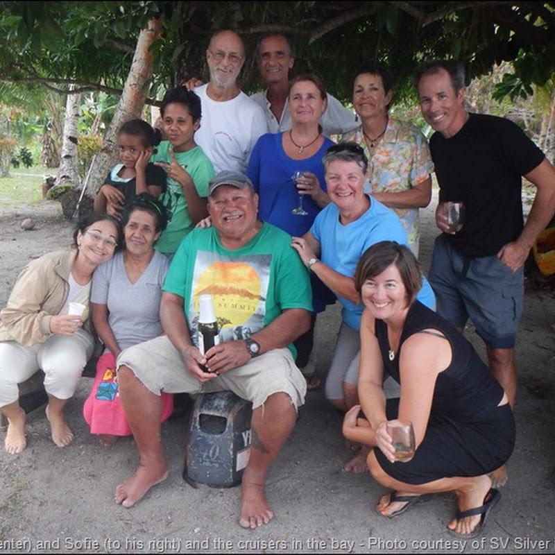 Logbook: Viani Bay (Vanua Levu, Fiji)