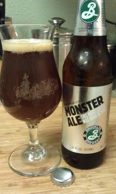 Brooklyn Monster Barleywine-Style Ale