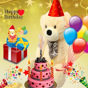 Happy Birthday Photo For PC