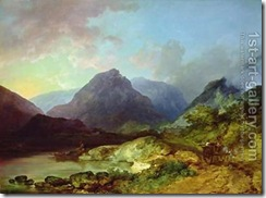 Landscape-In-The-Lake-District