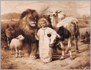 Menino-Jesus-animais