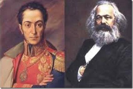 Bolivar - Marx