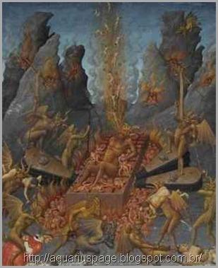 Inferno e a tartaro por um judeu