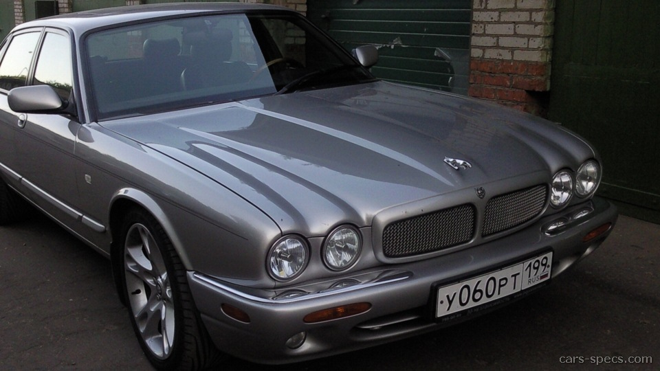 2003 Jaguar Xj Series Xjr Specifications Pictures Prices