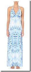 Heidi Klein jersey maxi dress