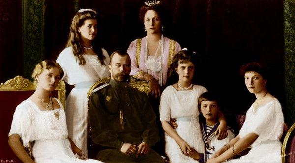 familia-Romanov