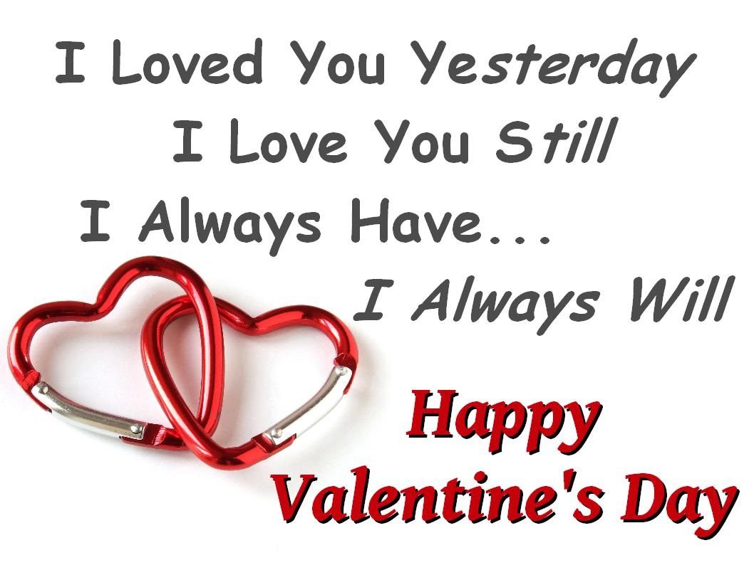 Lonely Happy Valentines Day My Love Quotes Messages