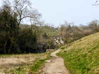 Approaching the village of Milldale