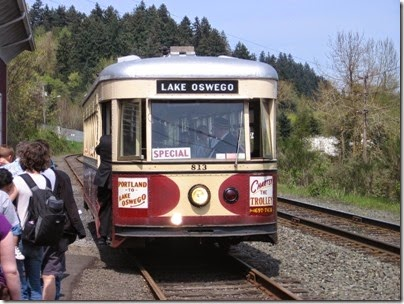 IMG_0552 Willamette Shore Trolley in Lake Oswego, Oregon on April 26, 2008