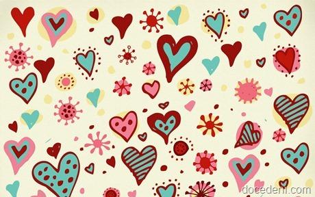 desenhos-divertidos-de-corações